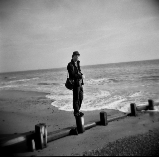 Out Post - Lomography - Holga
