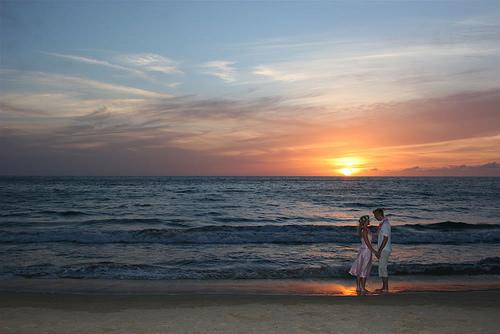 Wedding day hawaii